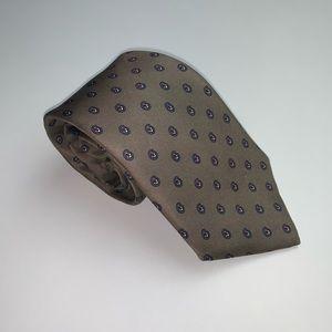 Christian Dior 100% Silk Mens Tie